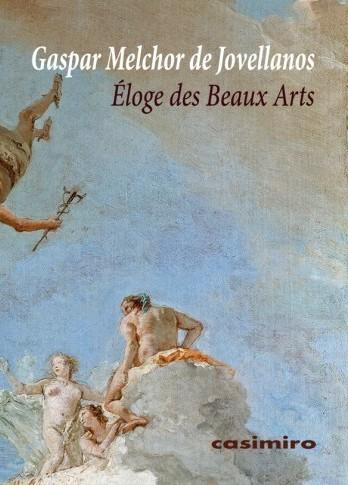 Éloge des Beaux-Arts: portada