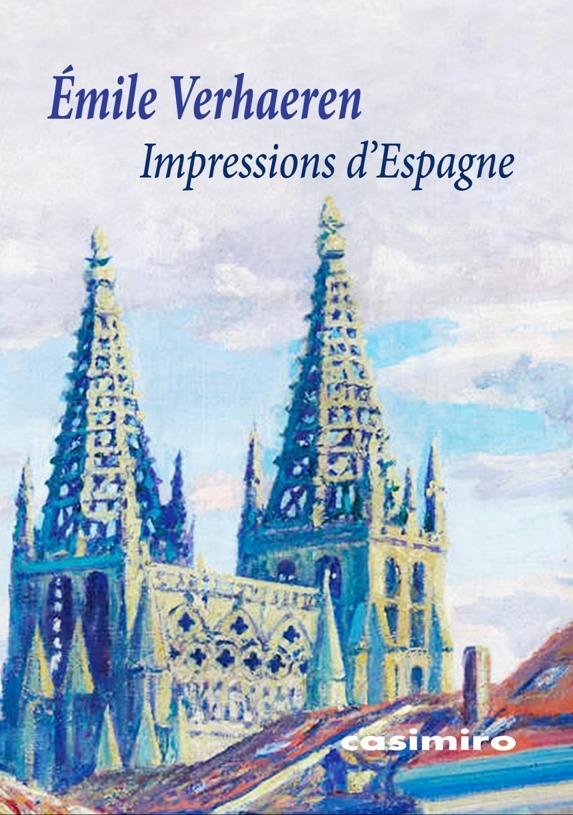 Impressions d'Espagne: portada