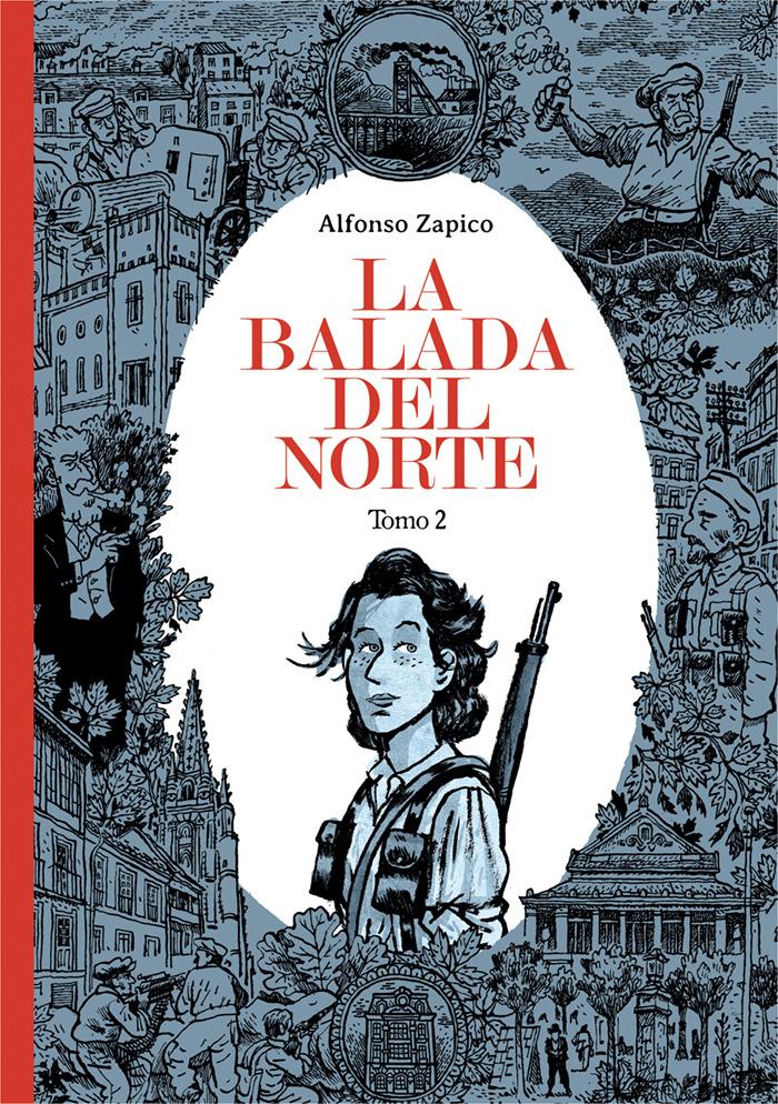 LA BALADA DEL NORTE. TOMO 2 - 5ª ED.: portada