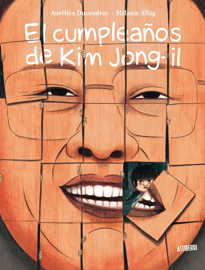 EL CUMPLEAñOS DE KIM JONG-IL: portada
