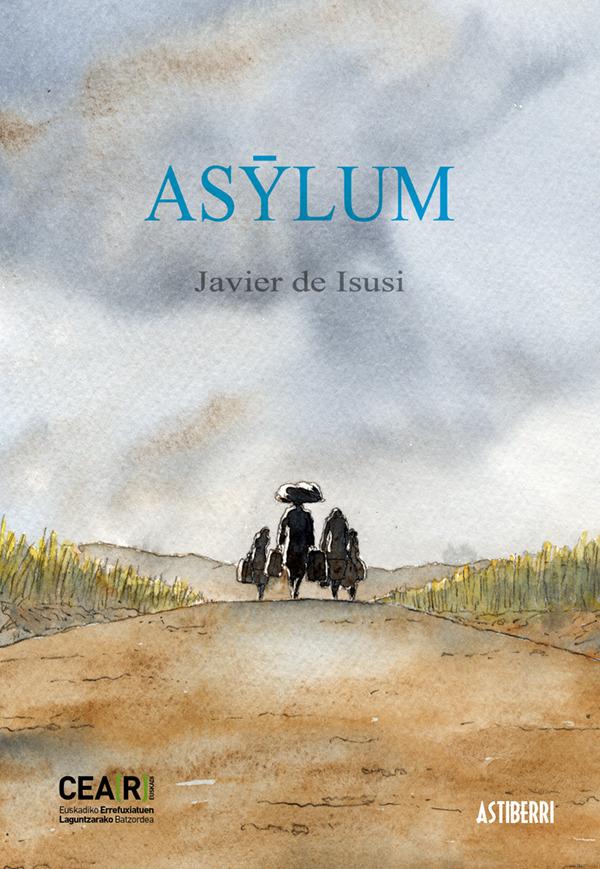 ASYLUM - Euskera: portada