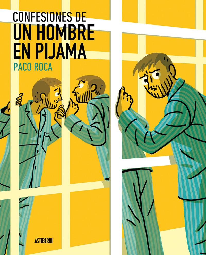 CONFESIONES DE UN HOMBRE EN PIJAMA: portada