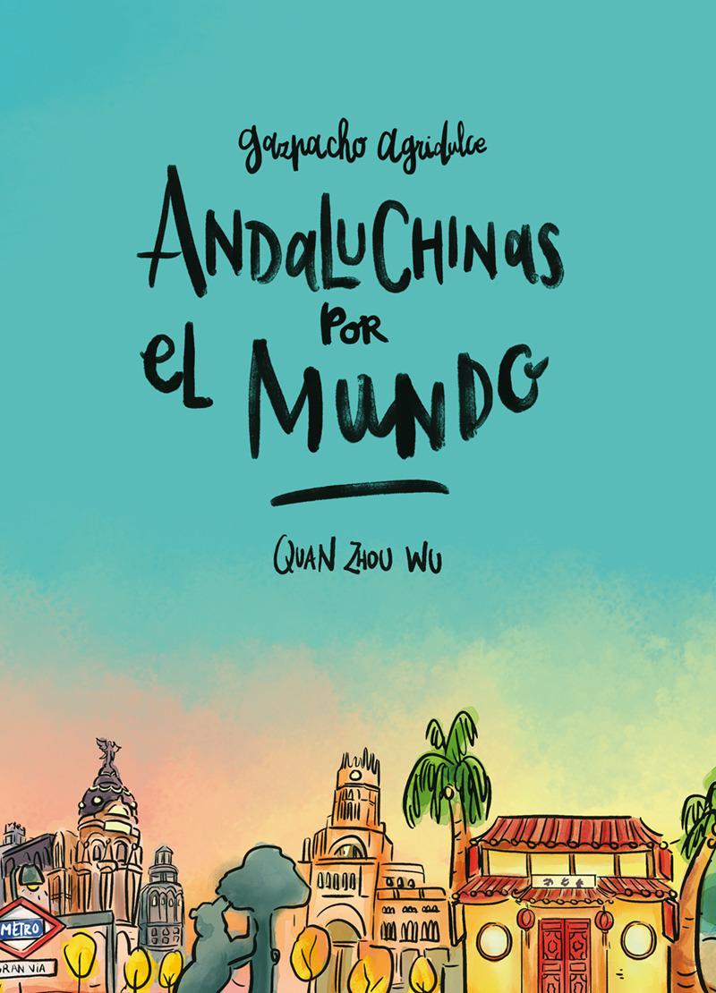ANDALUCHINAS POR EL MUNDO: portada