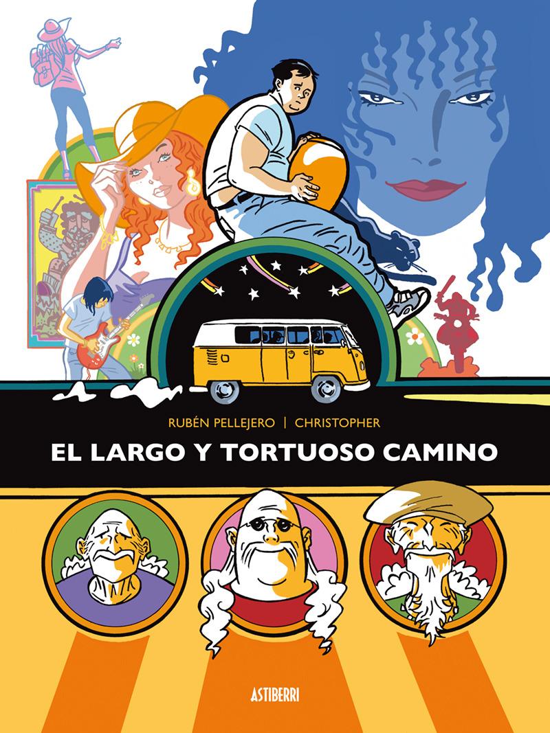 EL LARGO Y TORTUOSO CAMINO: portada