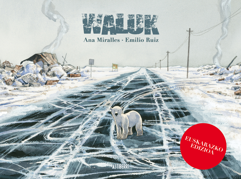 WALUK 1. Edición en Euskera: portada