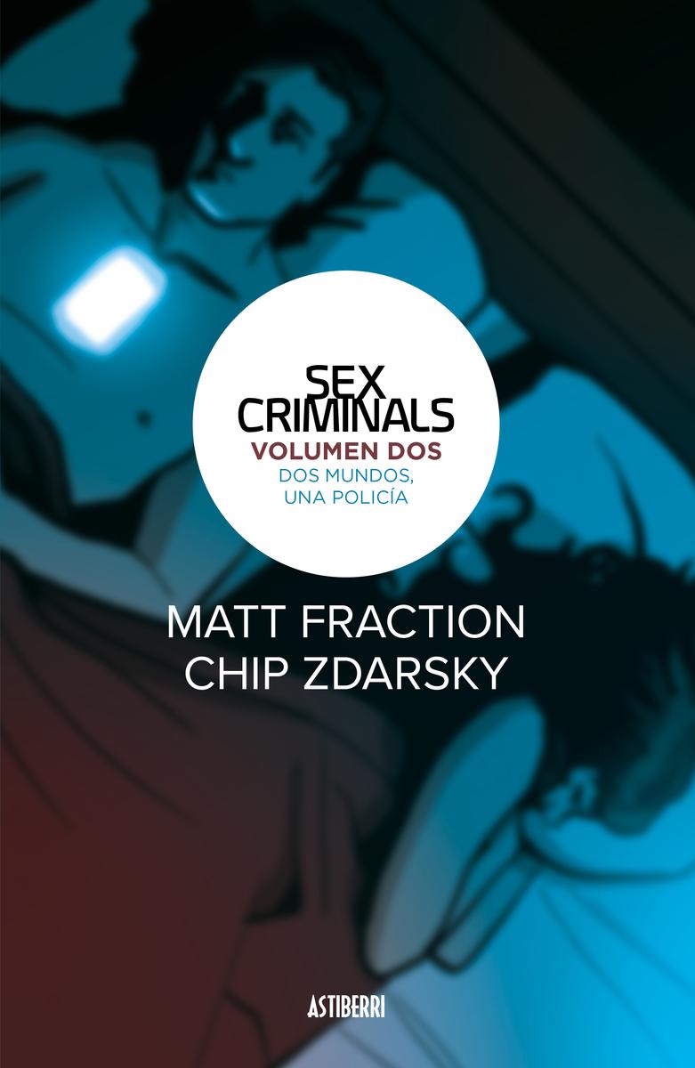 SEX CRIMINALS 2. DOS MUNDOS, UNA POLICíA: portada