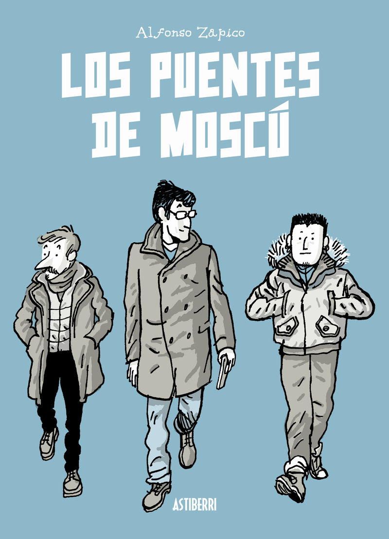 LOS PUENTES DE MOSCU 3.ª ED.: portada