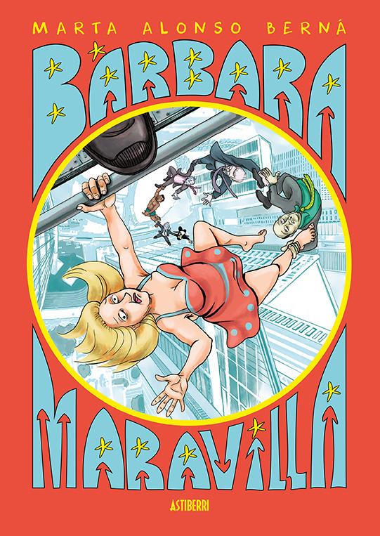 BÁRBARA MARAVILLA: portada