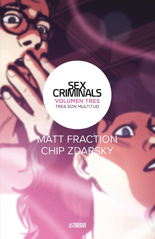 SEX CRIMINALS 3. TRES SON MULTITUD: portada