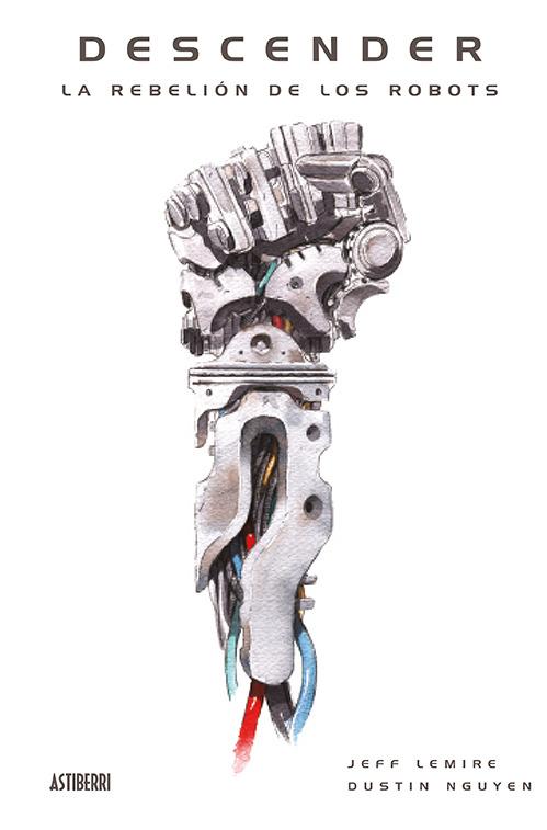 DESCENDER 5. LA REBELION DE LOS ROBOTS: portada