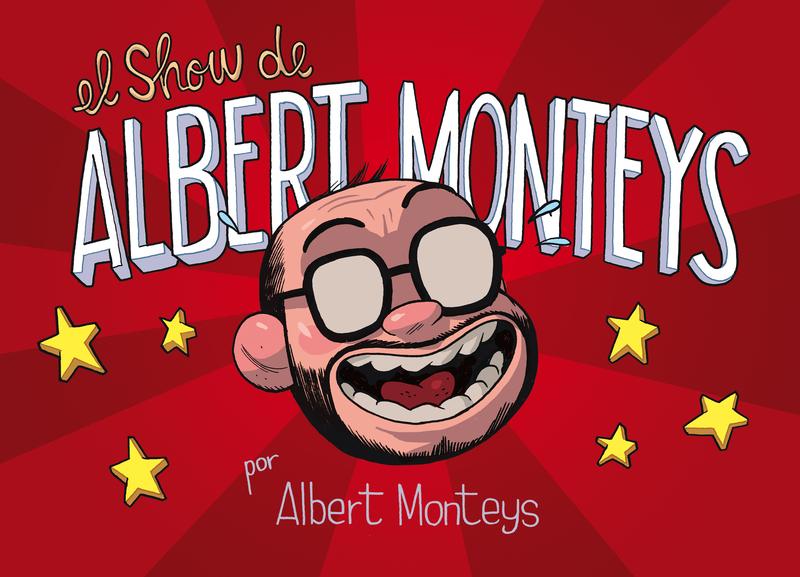 EL SHOW DE ALBERT MONTEYS: portada