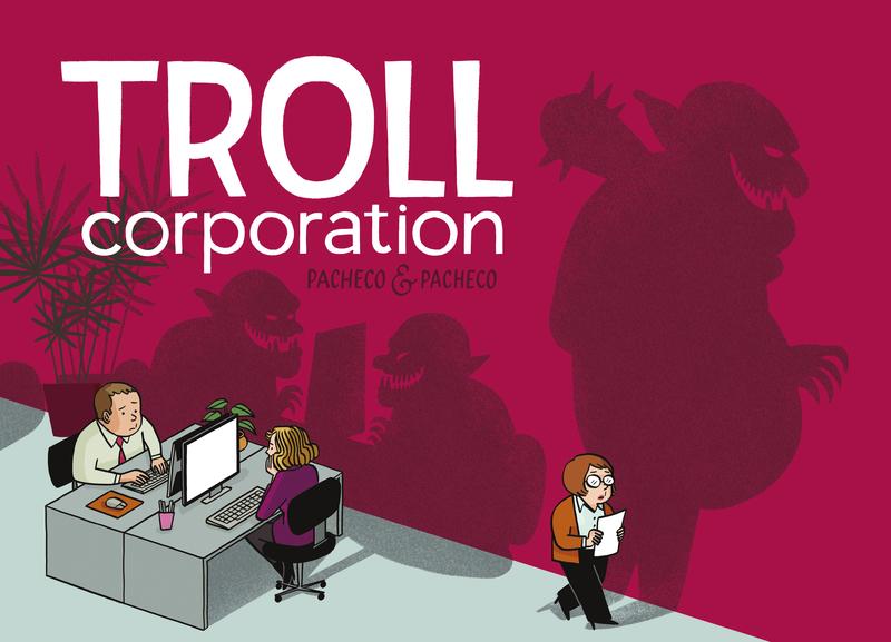 TROLL CORPORATION: portada