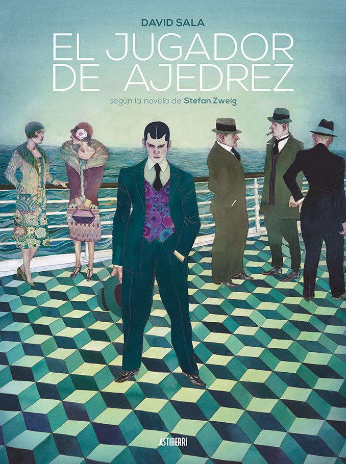 EL JUGADOR DE AJEDREZ: portada
