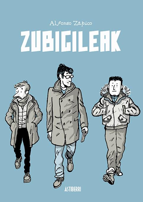 ZUBIGILEAK 2. ED.: portada