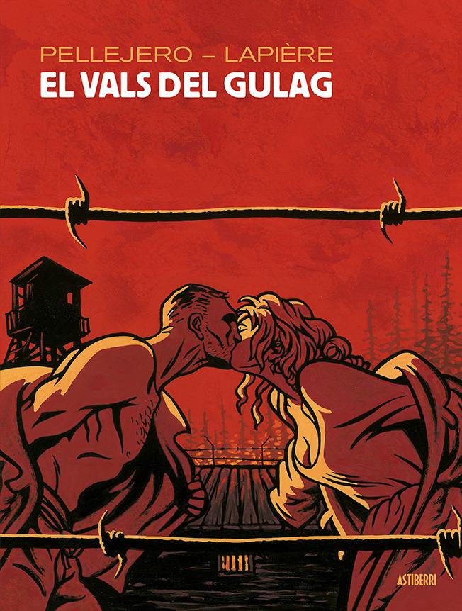 EL VALS DEL GULAG: portada