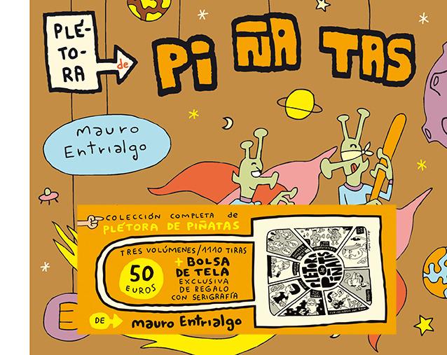 PACK PLÉTORA DE PIÑATAS: portada