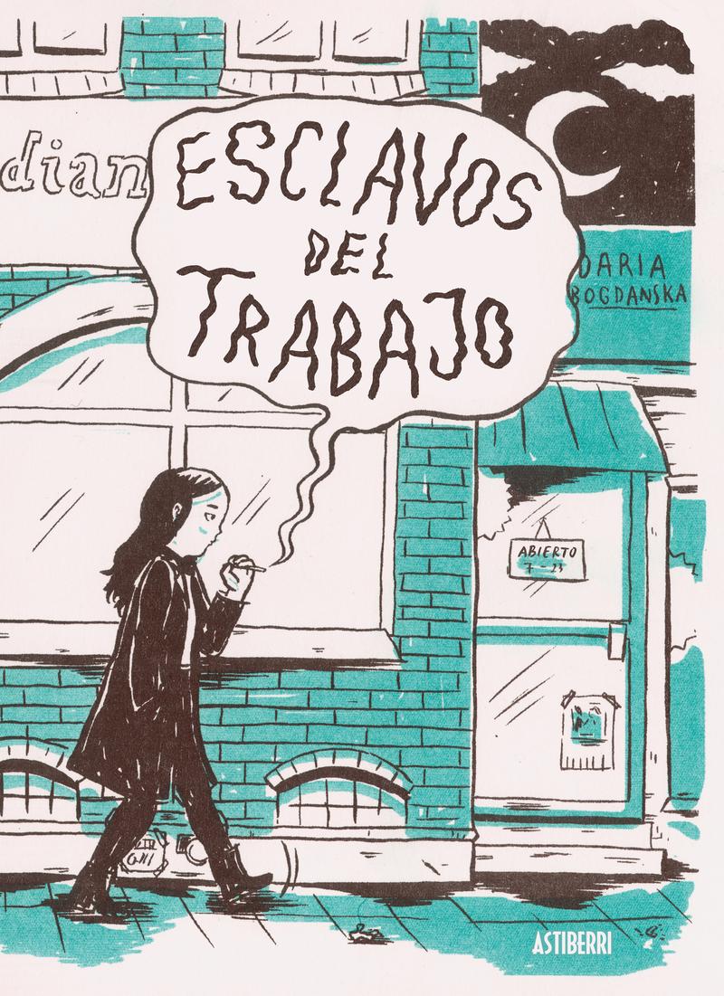 ESCLAVOS DEL TRABAJO (2ª ed): portada