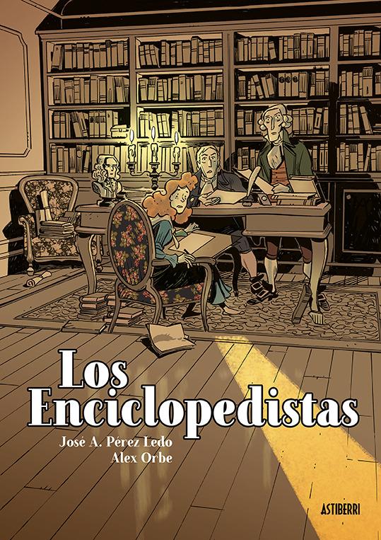 LOS ENCICLOPEDISTAS 2.ª ED.: portada
