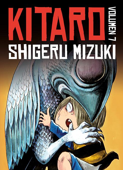 KITARO 7: portada