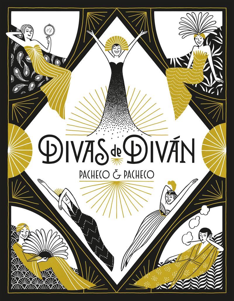DIVAS DE DIVÁN: portada