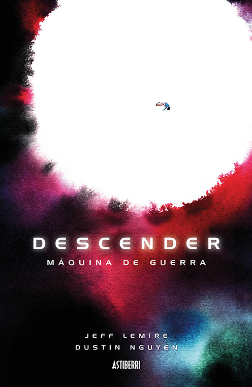 DESCENDER 6. MAQUINA DE GUERRA: portada