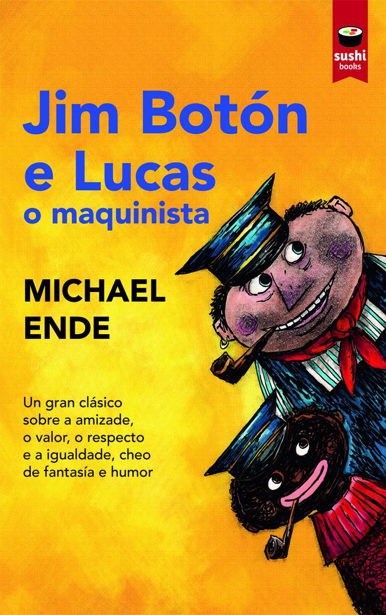 Jim Botón e Lucas o maquinista - Gall: portada