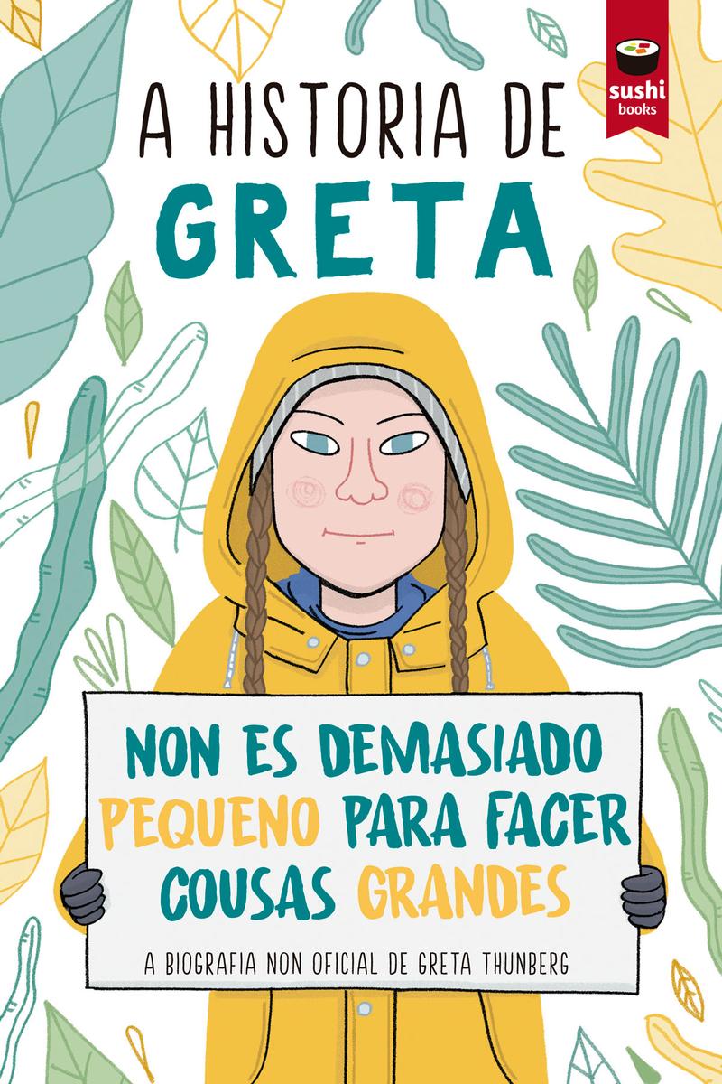 A historia de Greta: portada