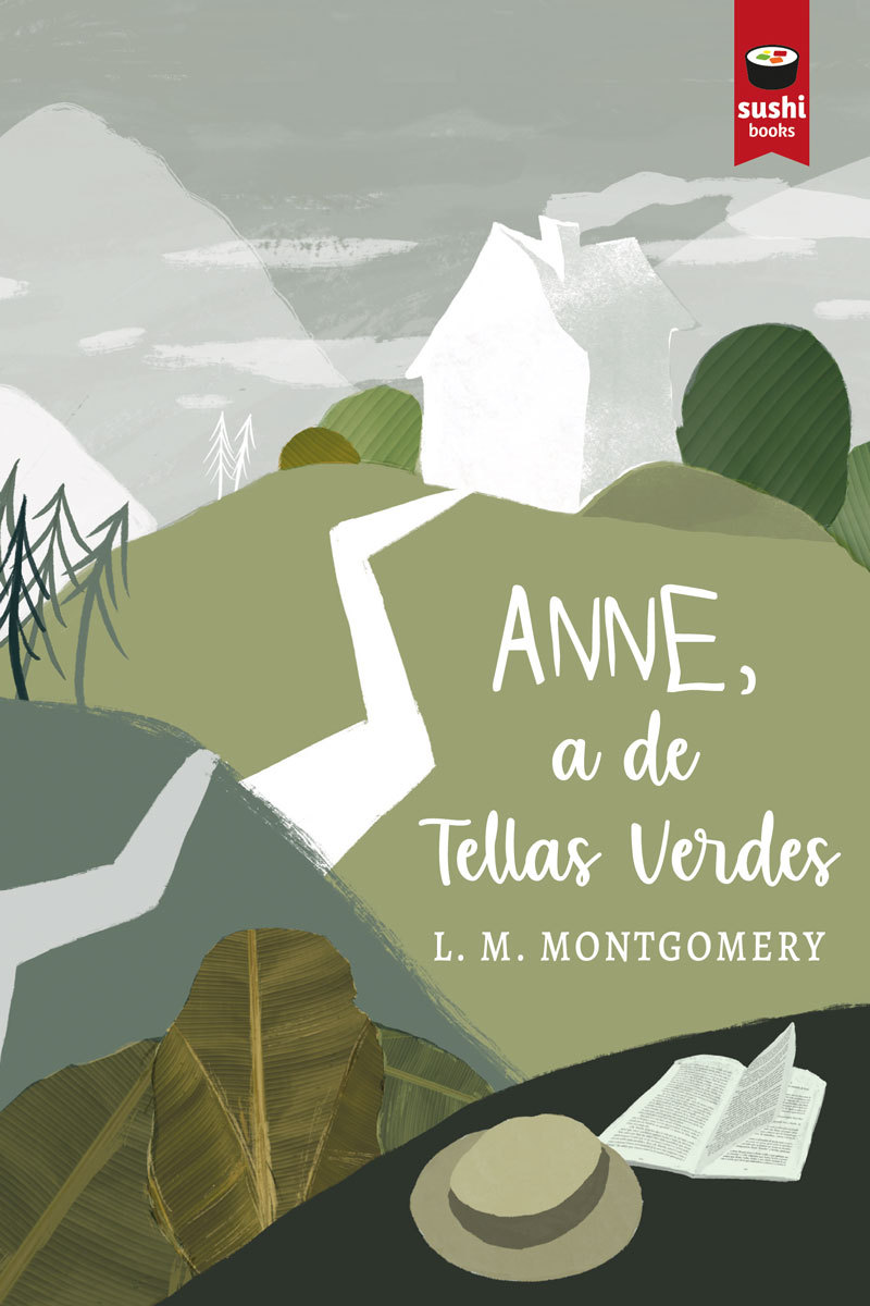 Anne, a de Tellas Verdes: portada