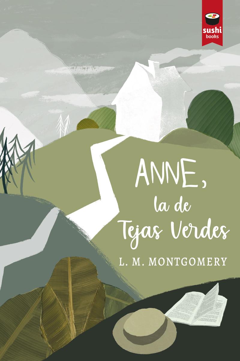 Anne, la de Tejas Verdes: portada