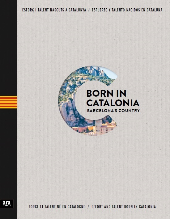 BORN IN CATALONIA: portada