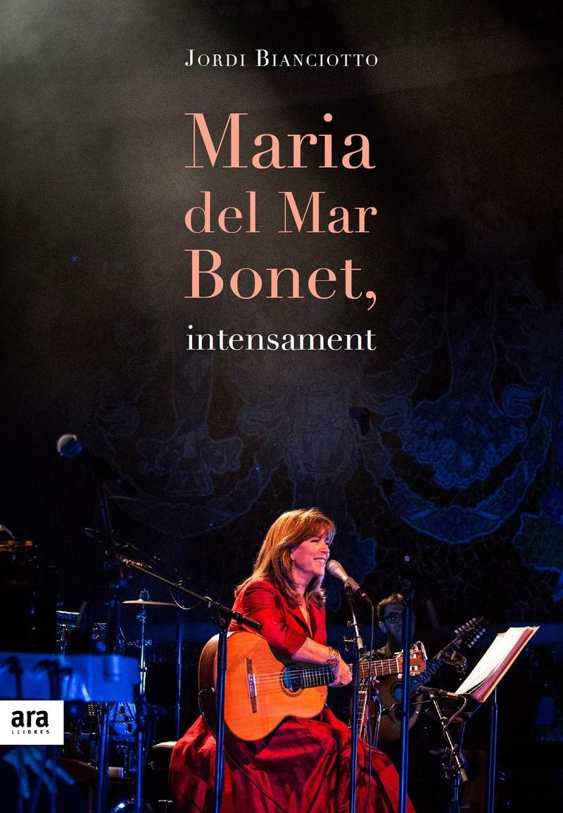 MARIA DEL MAR BONET, INTENSAMENT, 2a ED: portada