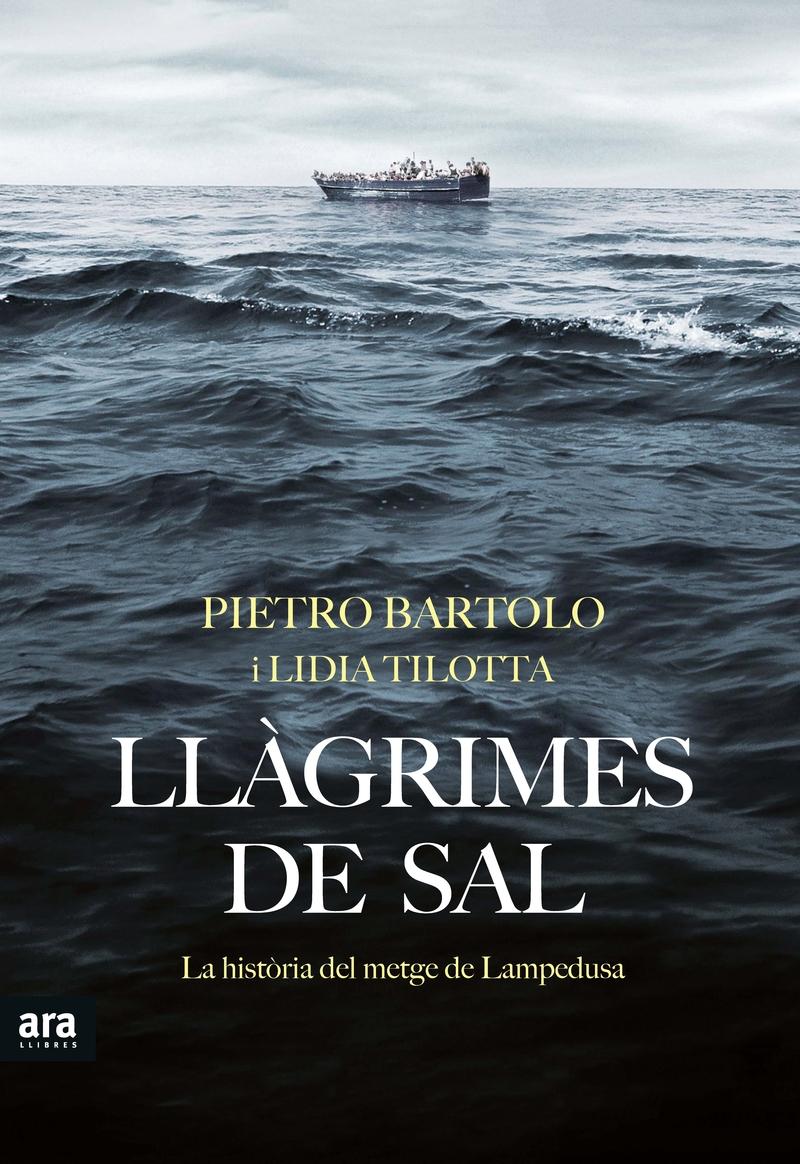 LLÀGRIMES DE SAL: portada