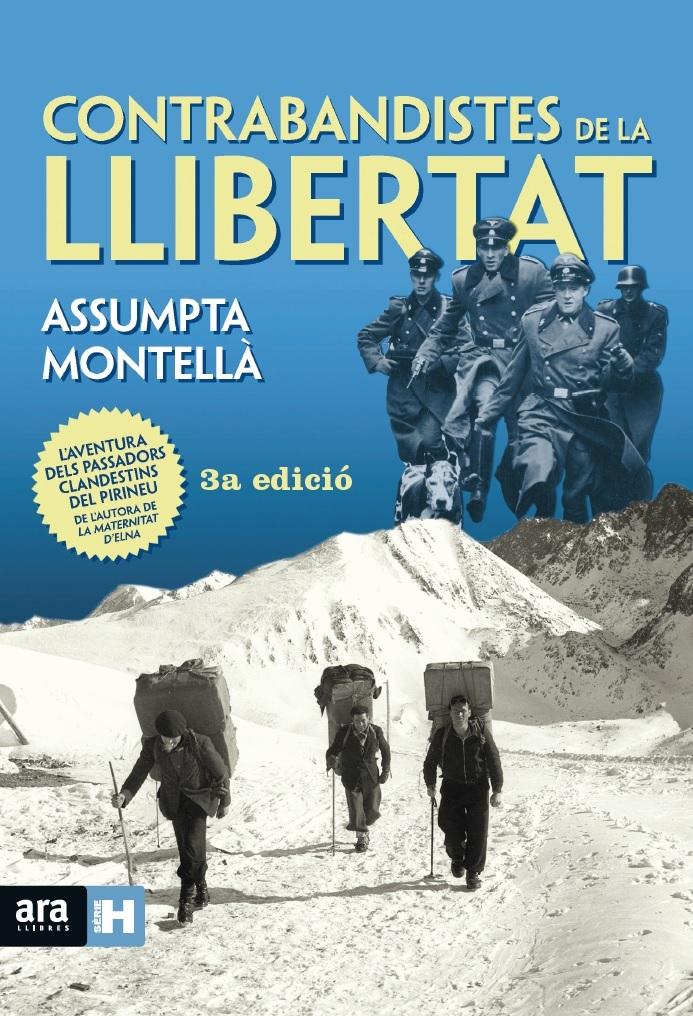 CONTRABANDISTES DE LA LLIBERTAT, 3a ED: portada