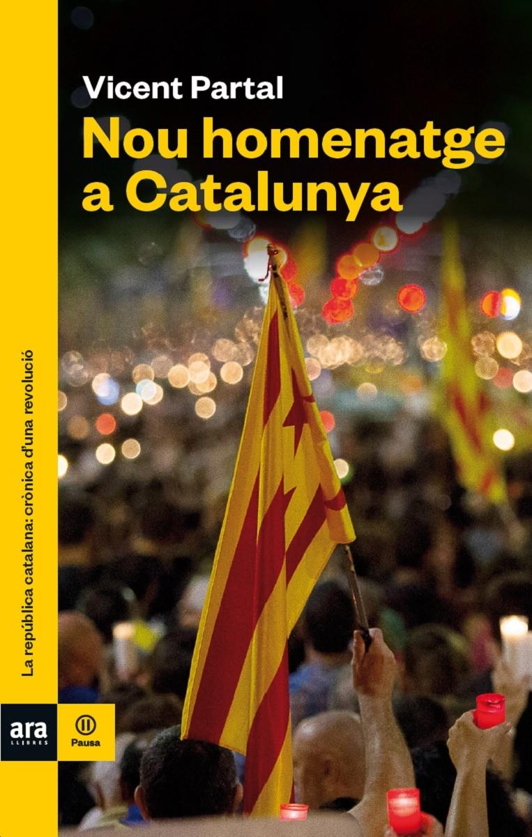 NOU HOMENATGE A CATALUNYA, 4a Ed: portada
