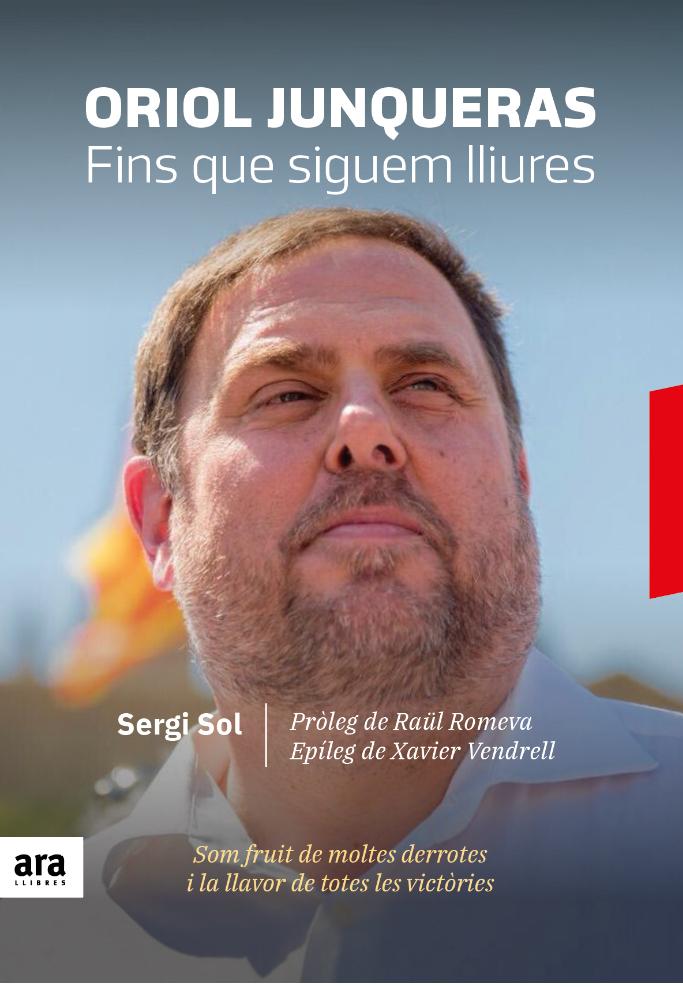 ORIOL JUNQUERAS. FINS QUE SIGUEM LLIURES, 2a ED: portada