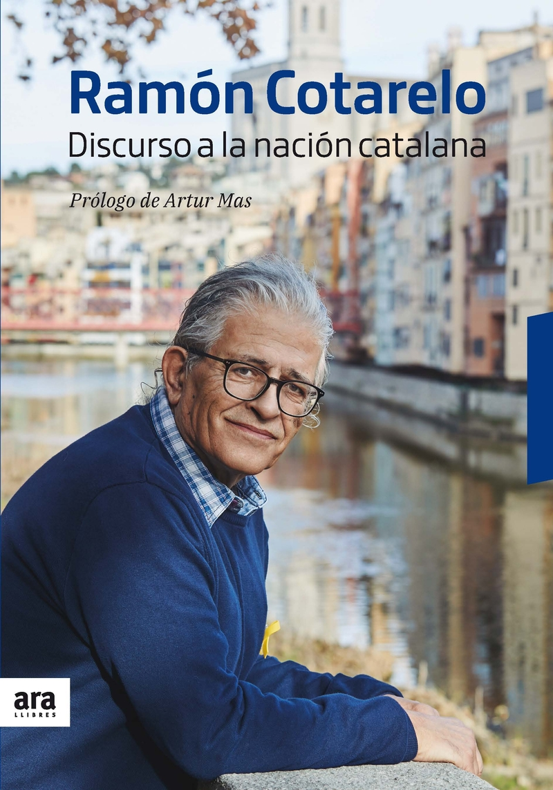 DISCURSO A LA NACIÓN CATALANA: portada