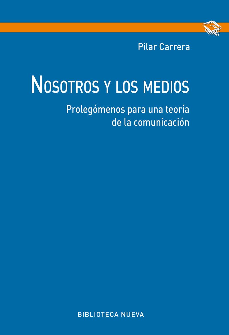 NOSOTROS Y LOS MEDIOS: portada