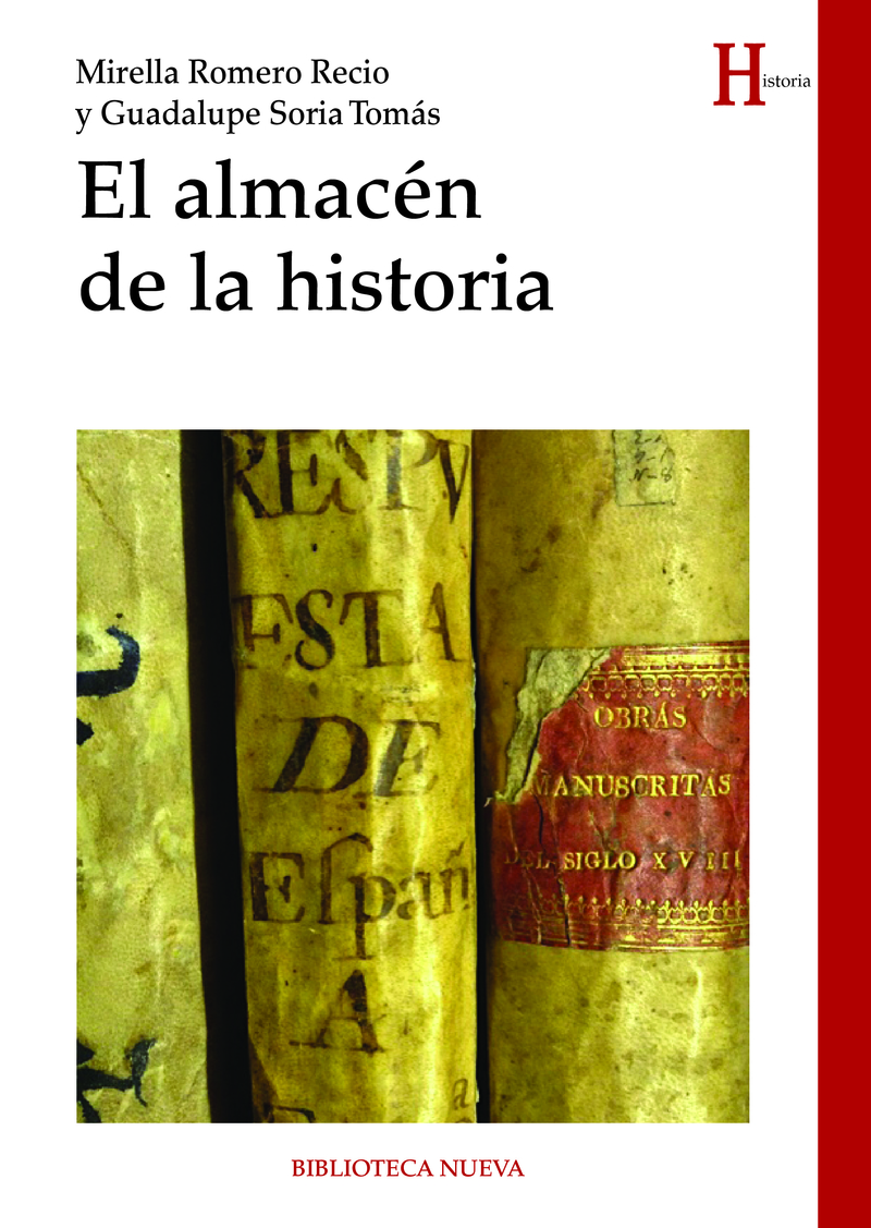 EL ALMACÉN DE LA HISTORIA: portada
