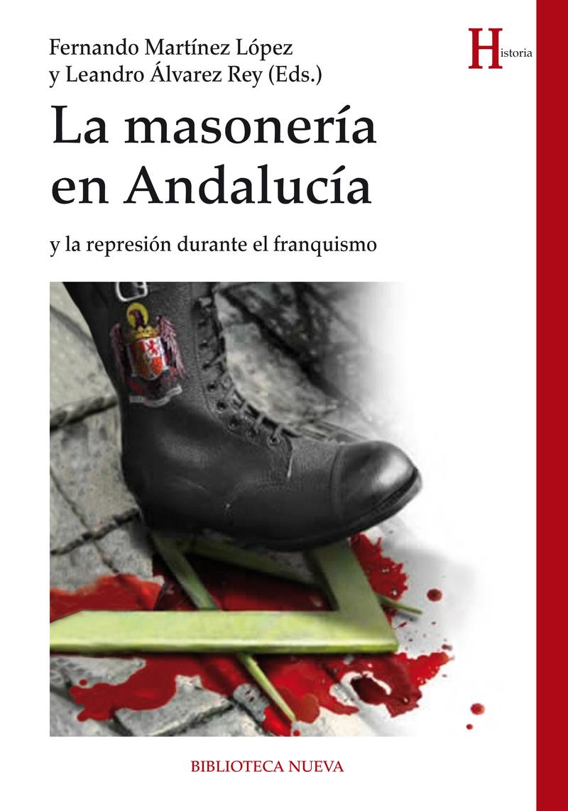 La masonería en Andalucía y la represión durante franquismo: portada