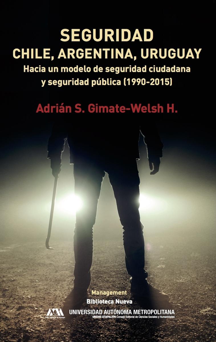 SEGURIDAD. CHILE, ARGENTINA Y URUGUAY: portada