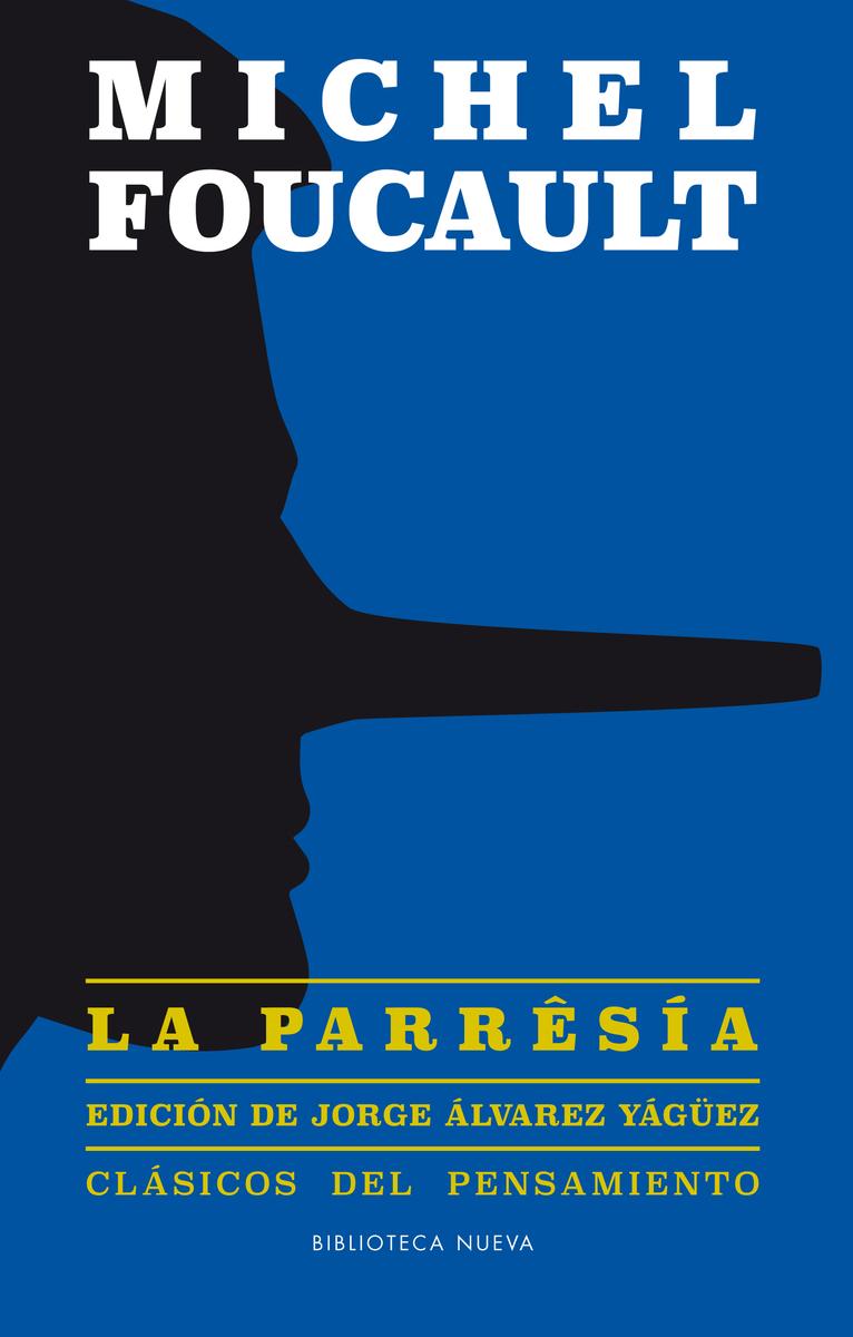 PARRÊSÍA, LA: portada