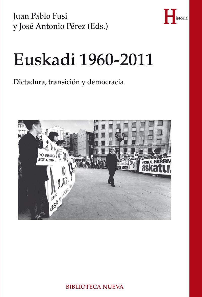EUSKADI 1960-2011: portada