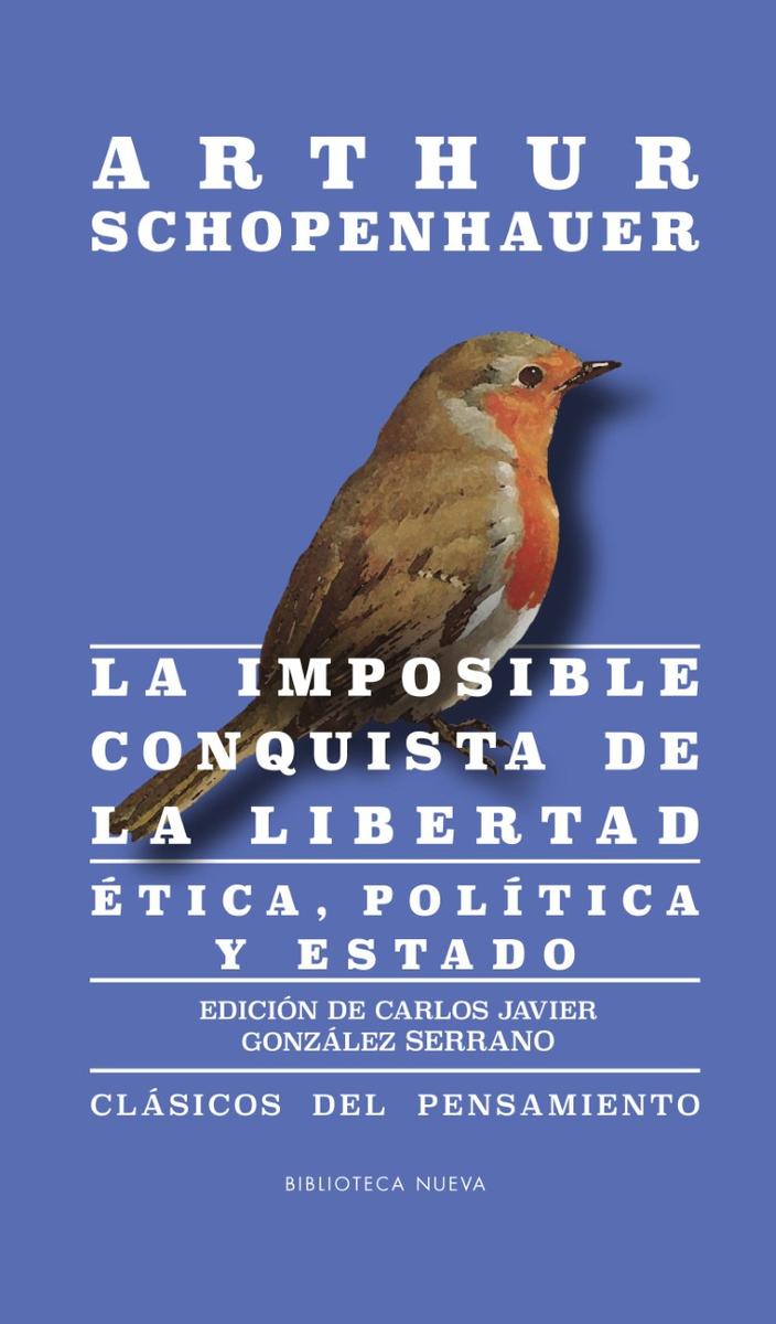 LA IMPOSIBLE CONQUISTA DE LA LIBERTAD: portada