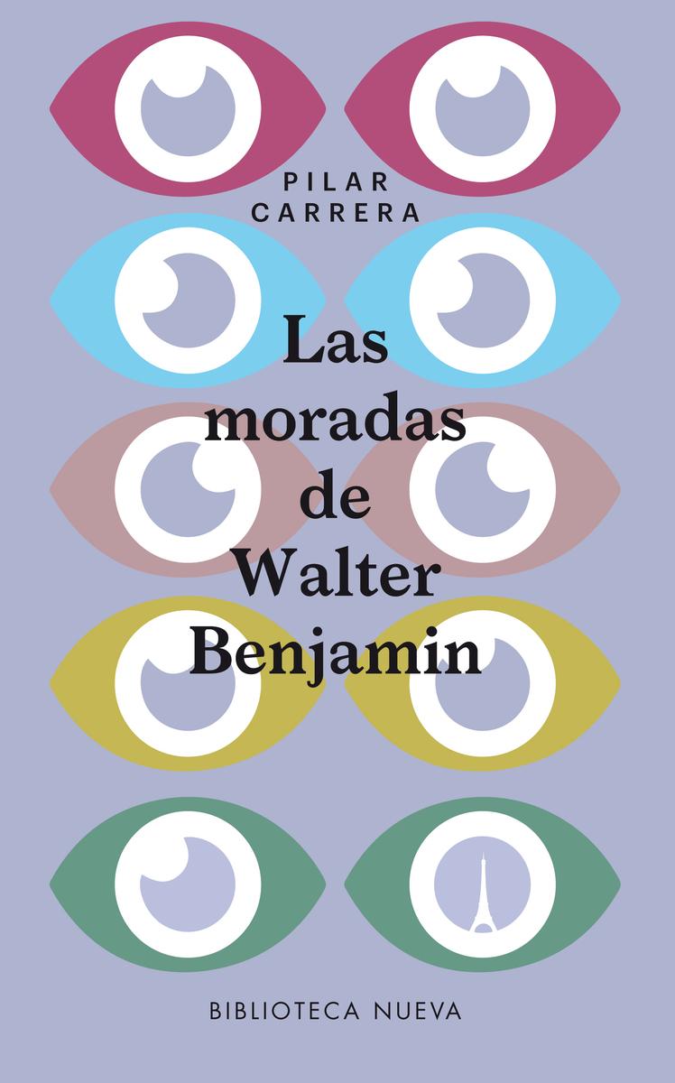 LAS MORADAS DE WALTER BENJAMIN: portada