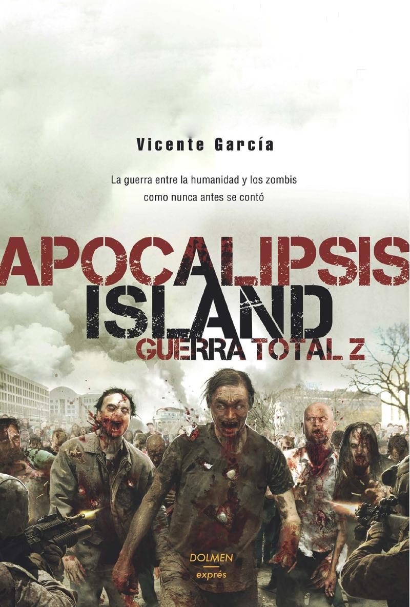 Apocalipsis Island Guerra total Z: portada