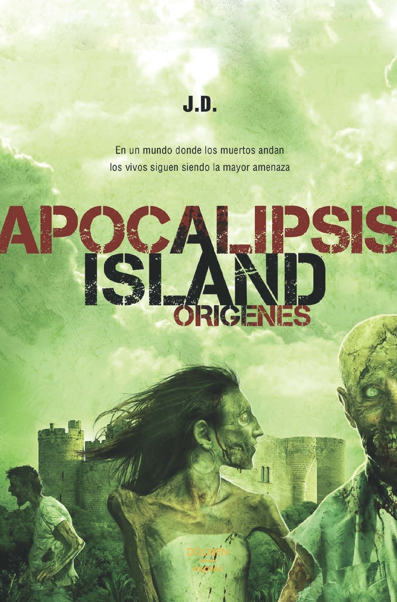 Apocalipsis Island Origenes: portada