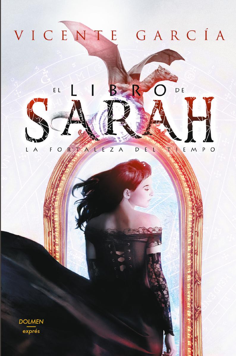 EL LIBRO DE SARAH: portada