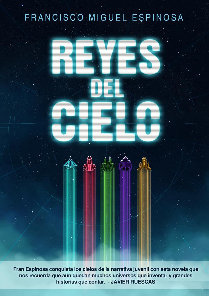 REYES DEL CIELO: portada