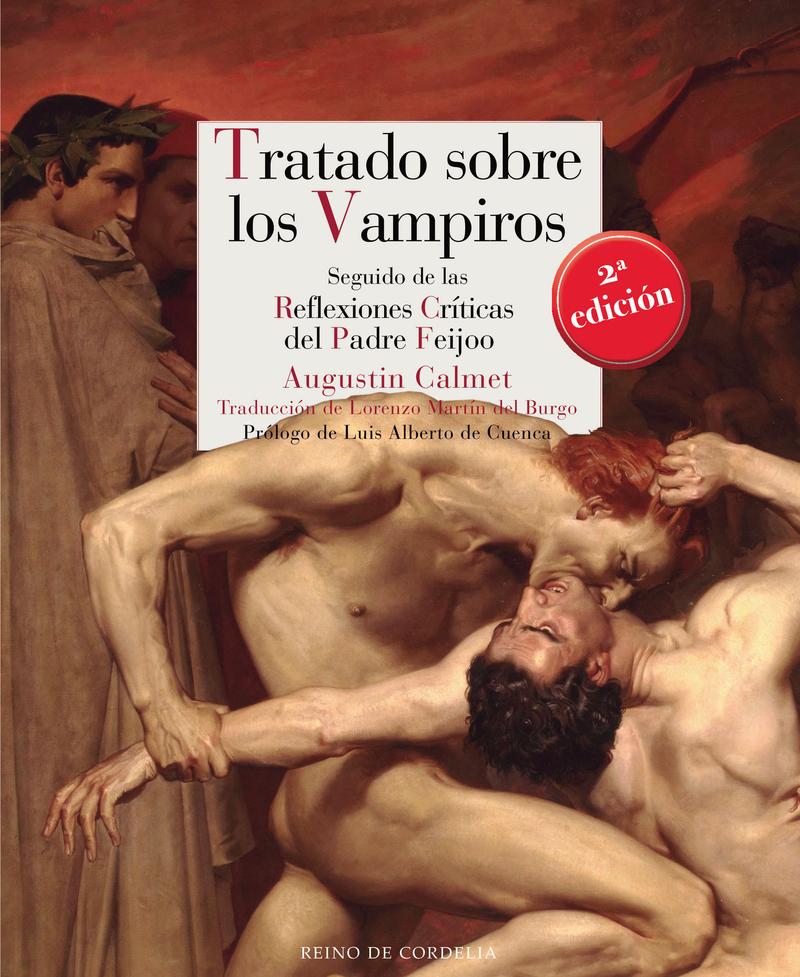 TRATADO SOBRE LOS VAMPIROS: portada