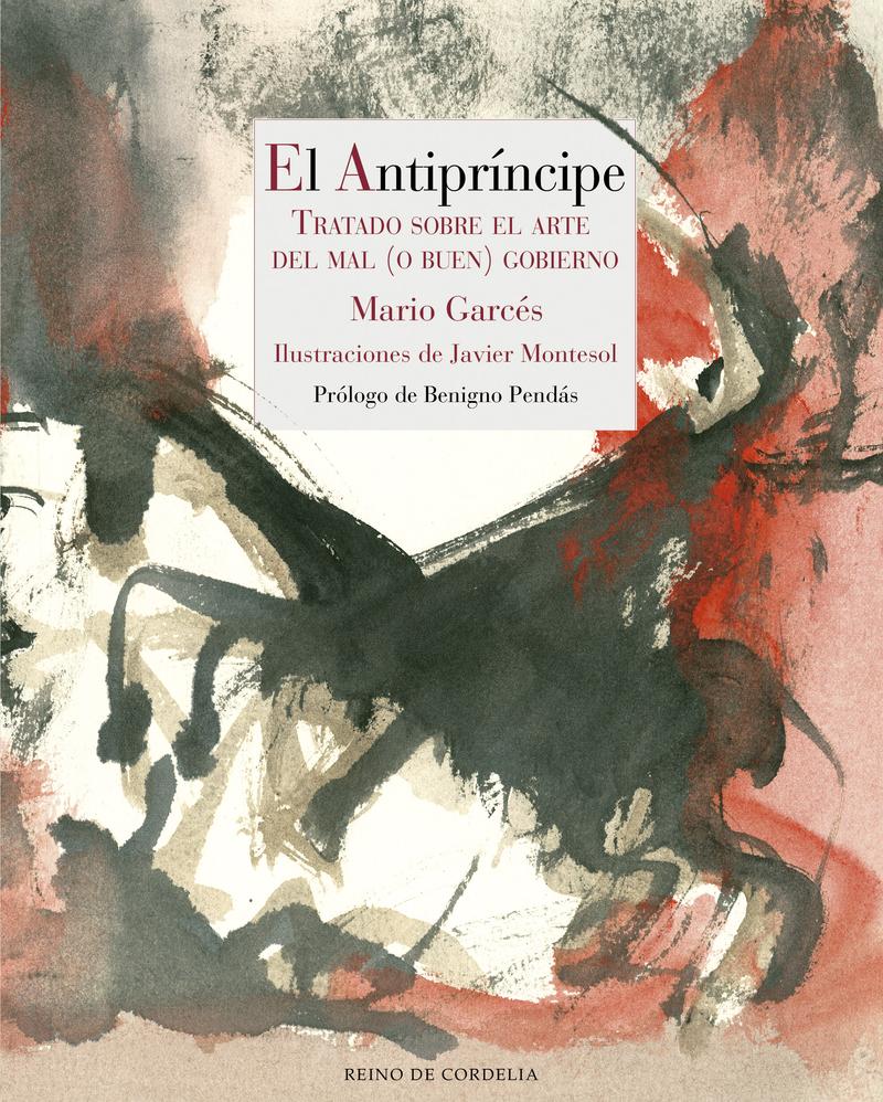 EL ANTIPRíNCIPE: portada